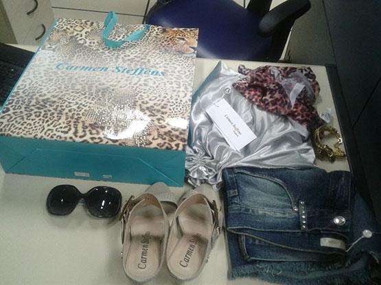 Mulher é indiciada depois de furtar produtos de loja em shopping de Cabo Frio