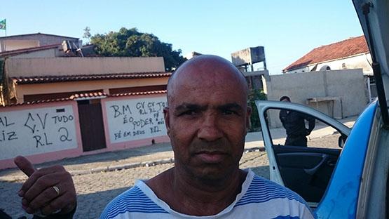 PMs prendem homem com maconha, cocaína e crack na Boca do Mato, em Cabo Frio