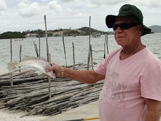 Defeso de espécies em Lagoa de Araruama tem saldo positivo em São Pedro