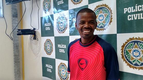 Foragido da Justiça de São Paulo é preso na 126ª DP, onde tentava registrar extravio de documento