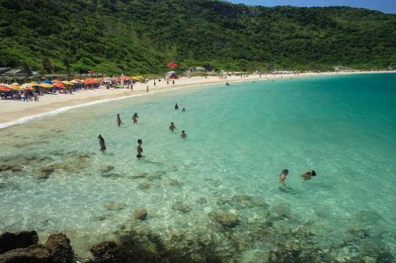 Praia do Forno receberá Choque de Ordem nesta terça-feira