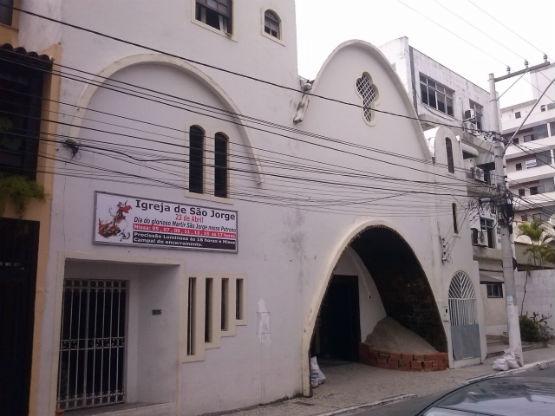 Igreja finaliza preparativos para o Dia de São Jorge