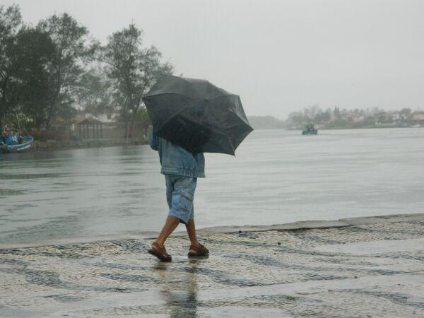 Ventos fortes assustam moradores de diversas regiões do Estado