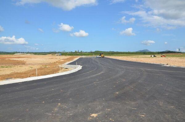 Começam as obras de polo logístico/industrial em São Pedro da Aldeia