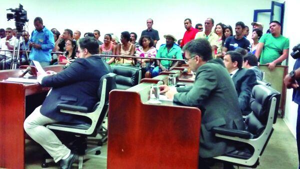 Em Cabo Frio, a palavra é de sua excelência: o povo