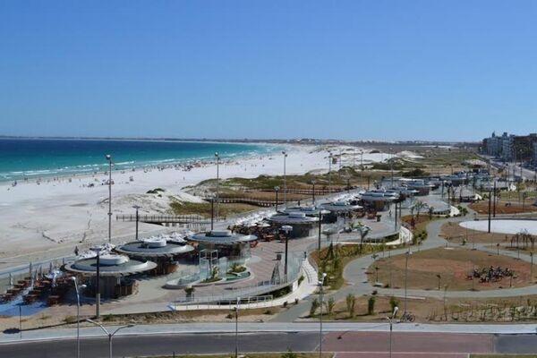 Tocha Olímpica chega remodelada a Cabo Frio