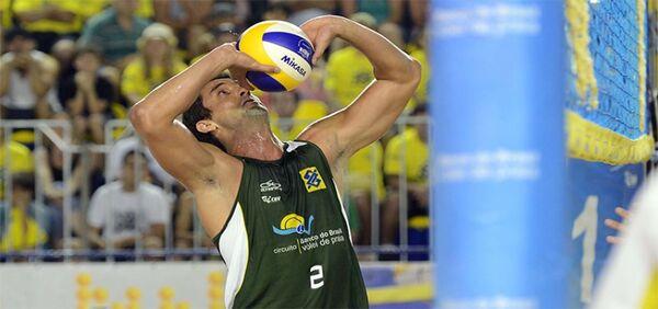 Areias de Cabo Frio são palco para retorno de atleta carioca