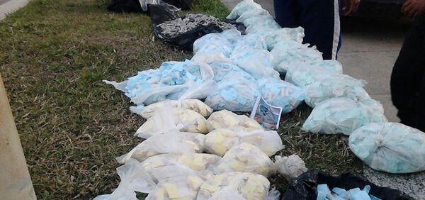 Grande quantidade de drogas é apreendida em Cabo Frio e São Pedro da Aldeia