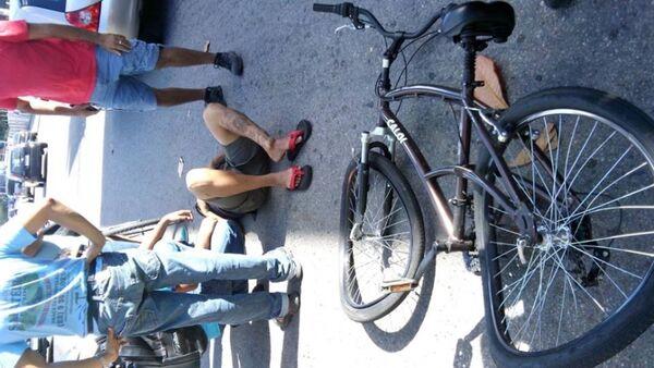 Mais um ciclista atropelado em Cabo Frio