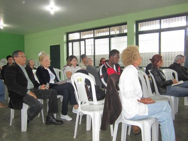 Em reunião por Lagoa, NEA-BC rebate dados sobre tratamento de esgoto