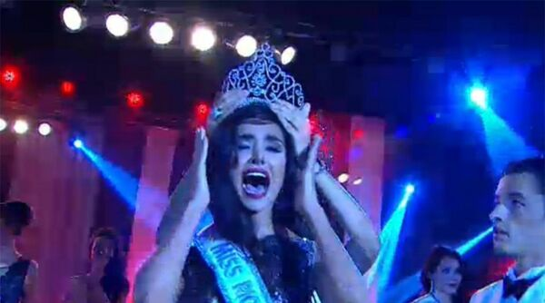 Candidata de Búzios é eleita Miss Estado do Rio de Janeiro