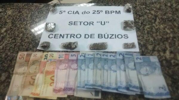 Polícia apreende drogas em Arraial, Búzios e registra quatro mortes em Araruama