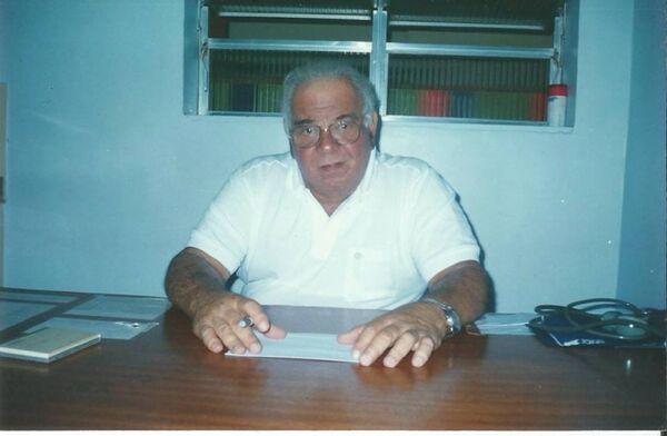 Morre o ex-prefeito de São Pedro da Aldeia, Darcio Leão