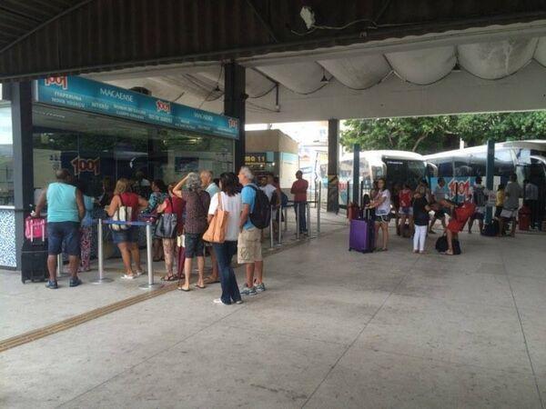 Rodoviárias da Região dos Lagos vão receber mais de 100 ônibus extras no feriado da Páscoa