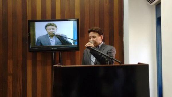 Alair vai à Câmara de Cabo Frio e adota o tom do otimismo