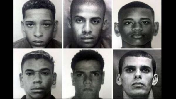 Jovens suspeitos de estupro coletivo no Rio são transferidos para penitenciária