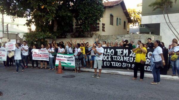 Cabo Frio terá mais protestos a partir desta segunda-feira (18)
