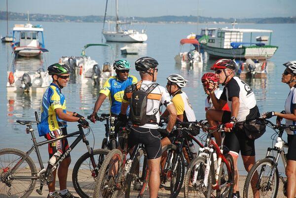 Desafio de Mountain Bike chega a Búzios