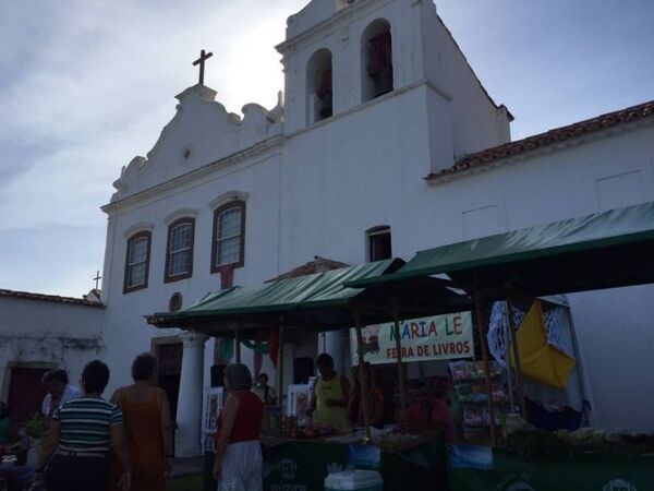 Sabor & Prosa: tarde de autógrafos na Feira Agroecológica do Convento