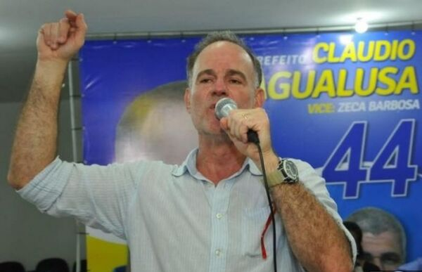 """Cláudio Agualusa: """"Não tenho um processo que possa desabonar minha conduta"""""""