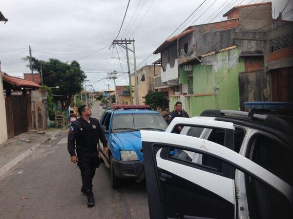 Polícia prende acusado de triplo homicídio em Cabo Frio