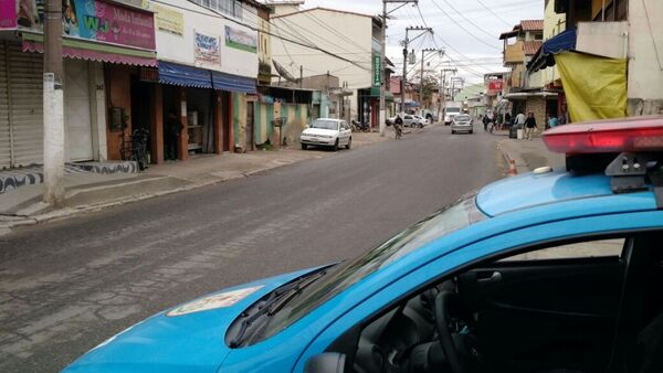 Violência marca fim de semana na Região dos Lagos
