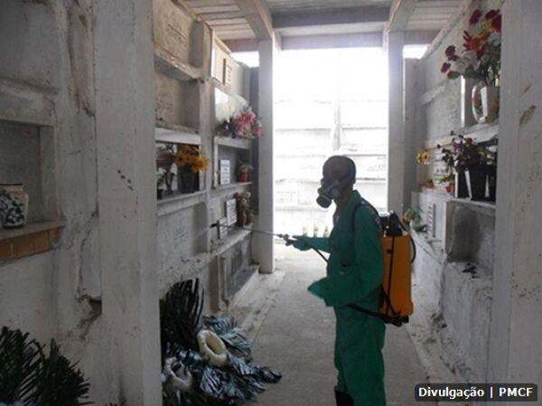 São esperadas 20 mil pessoas nos cemitérios de Cabo Frio no Dia de Finados