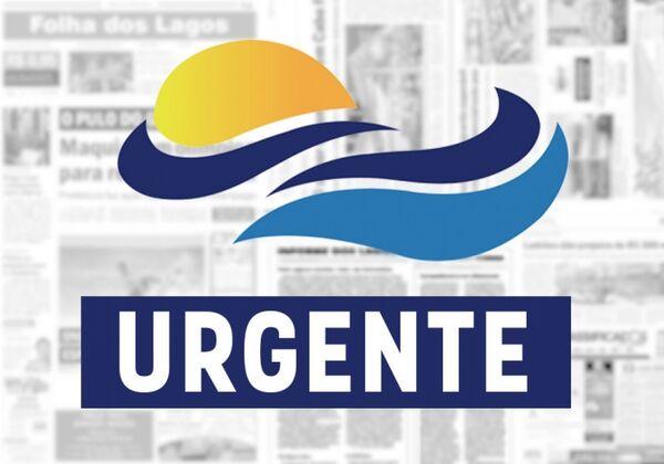 Atropelamento deixa um homem morto na estrada que liga Cabo Frio a Arraial