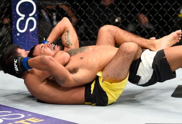 Alexandre Pantoja vence luta de estreia no UFC