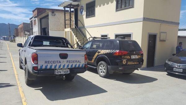 Porto do Forno ganha base da Polícia Federal