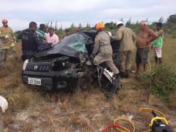 Policial do 25°Batalhão morre em acidente de carro