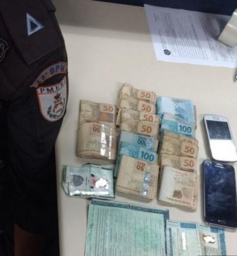 Homem é preso com dinheiro e documento falso em Búzios