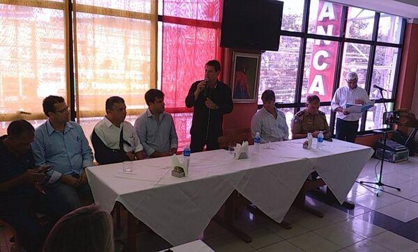 Marquinho se reunirá com ministro por verba para Centro de Convenções