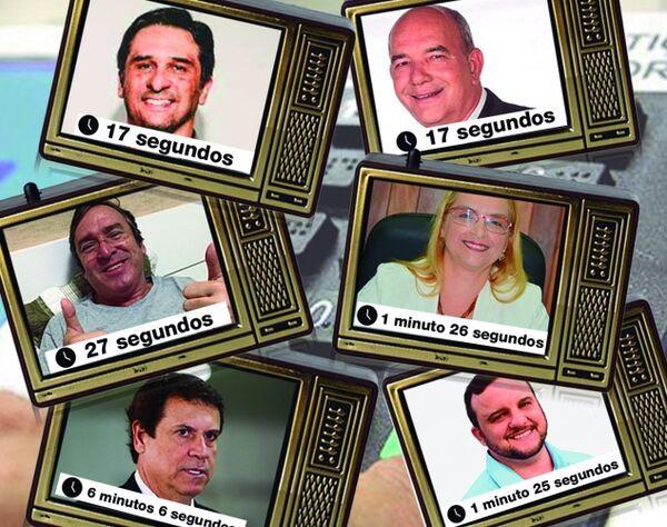 TRE divulga tempos para rádio e TV dos candidatos a Prefeito de Cabo Frio