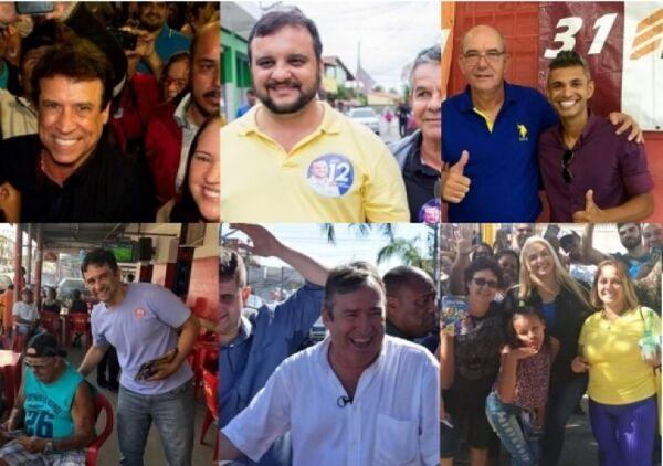 Confira os passos dos candidatos no último dia de campanha em Cabo Frio