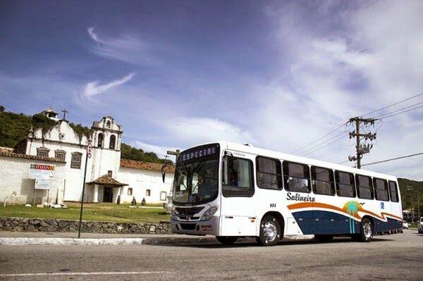 Grupo Salineira reforça frota de ônibus para as eleições deste domingo