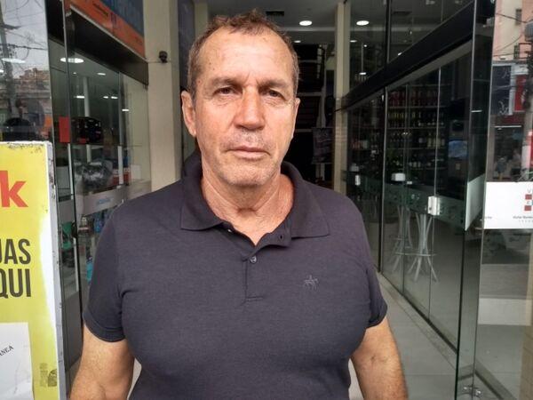 Mauro Bernardo: 'Tô doido pra assumir e acabar com esse depósito'