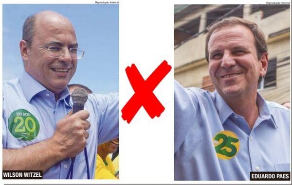 Hora da decisão: quem vai tirar o estado do Rio do fundo do poço?