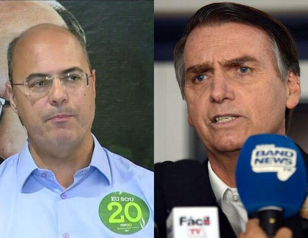Bolsonaro e Witzel levam mais de 75% dos votos da Região dos Lagos