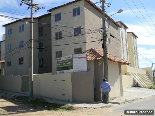 Condomínio do Minha Casa Minha Vida em São Pedro é parcialmente interditado
