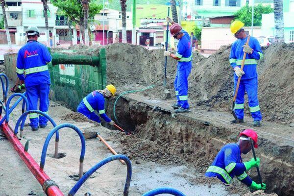 Sistema de esgotamento sanitário de Arraial do Cabo recebe melhorias