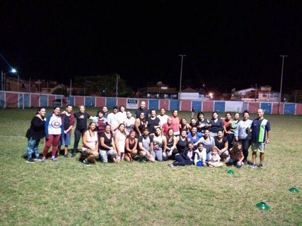 Prefeitura de Búzios oferece Treinamento Funcional no Campo da SEB