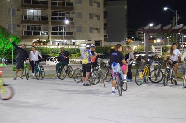Bike Night  fará o 'Pedal Dia das Crianças'