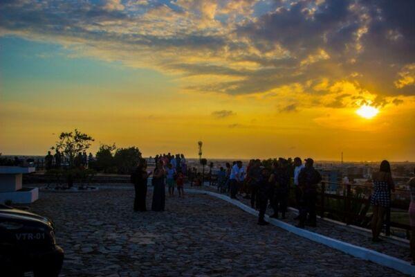 Tamoios recebe hoje projeto Pôr do Sol Histórico