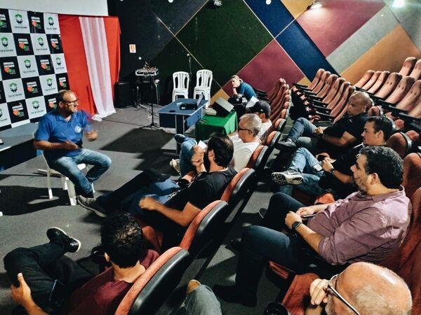 Grupo de trabalho em Arraial apresenta o pré-projeto da bilhetagem eletrônica