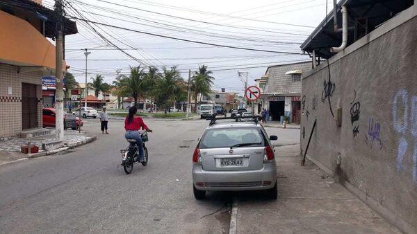 Rua Vitória tem sentido alterado após estudo da Secretaria de Mobilidade Urbana