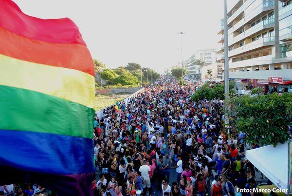 Parada LGBTI+ de Cabo Frio é marcada para 6 de setembro