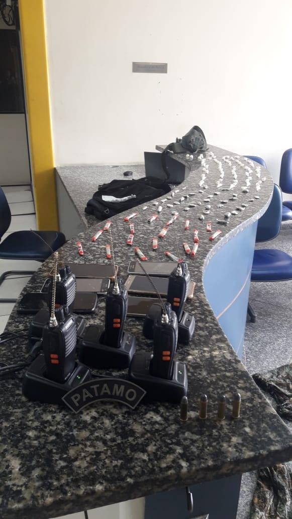 Polícia Militar prende por atacado em Cabo Frio e Arraial