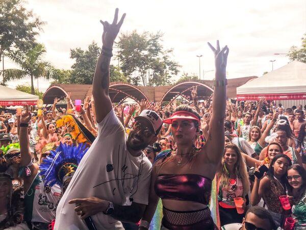 Ainda é Carnaval em Cabo Frio: Quero Mais e AtraZados fecham folia de 2020