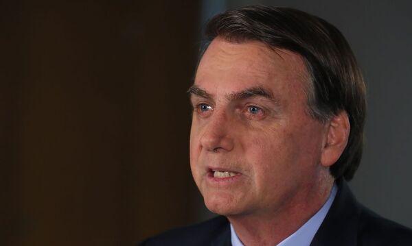 """""""Estamos diante do maior desafio da nossa geração"""", diz Bolsonaro"""